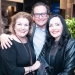 Anna Ramalho, Nestor Rocha e Liliane Rodrigues