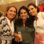 Antonella Secchin, Kátia Amom e Cristine Ferracciu