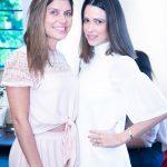 Beatriz Licio e Rebeca Galvão