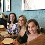 Bebel Niemeyer, Beth Floris e Marina Sauer