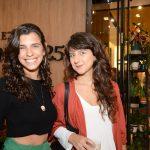 Carolina Alho e Aisha Jacob
