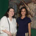 Cristina Cunilio e Gabriela Gusmão