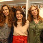 Estela Mariane, Fernanda Chies e Paula Magalhães