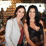 Esther Schattan e Claudia Brassaroto