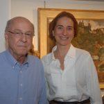 Evandro Carneiro e Ana Paula Protásio