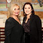 Evelyn Baruque e Sueli Bombiere