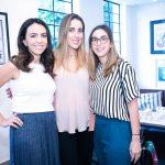 Fernanda Camino, Rafaela Klien e Isabela Cardão