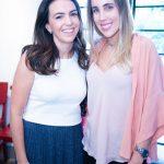 Fernanda Camino e Rafaela Klien