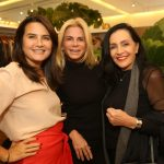 Fernanda Chies, Mônica Sardas e Liliana Rodrigues