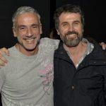 Fernando Libonati e Egberto Leão