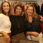 Gisele Andrande, Camila Albano e Adriana Wegmann