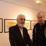 Glauco Campello e Leonel Kaz