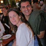 Vanessa Loes e Thiago Lacerda