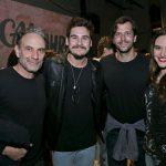 Marcos Ricca, Nicolas Prattes, Vladimir Brichta e Juliana Paiva