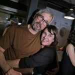 Paulo Silvestrini e Maria fernanda Lucena