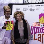 Jô Santana e Alcione