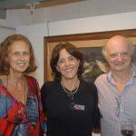Jacqueline Filkenstein, Laura Carneiro e Patrick Meyer