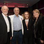 João Augusto Figueira, Roberto e Eliane Terziani e Marinete Luchesi