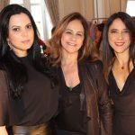 Josie Machado, Patricia Cardoso e Marcia Carvalho