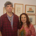 Juliano Guilherme e Lígia Teixeira