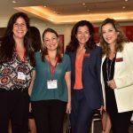 Karin Breitman, Fabíola D'Ávila, Patrícia Pradal e Andréia Repsold