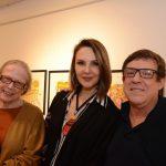 Katie Van Schepenberg, Toia Lemann e Marcelo Valls