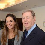 Laura Beatriz Dourado de Gusmão e Paulo Schotz