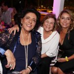 Leda Nagle, Anna Ramalho e Monica Ramos