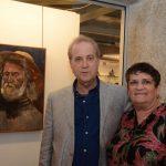Leonel Kaz e Hortense Marcier
