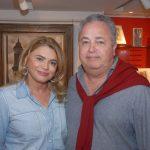 Márcia Fernandes e Roberto Padilla