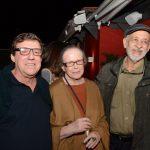 Marcelo Valls, Katie Van Schepenberg e Cildo Meireles