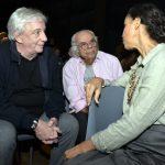 Marco Nanini, Zelito Vianna e Marina Silva
