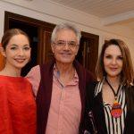 Maria Osório, Lauro Cavalcanti e Toia Lemann