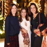 Mariana Monteiro de Carvalho, Carol Lis e Ana Lila Denton