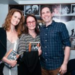 Mariana, Renne de Vielmond e Daniel Schenker