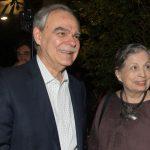Max Perlingeiro e Vera Pedrosa
