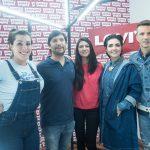 Mirele Bueno, Leonardo Sobral, Ingrid Frade e Maria Flavia Rui Silva