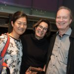 Miwa Yamagizawa, Marcia Torres e Waldez Lurwig