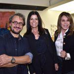 Fernando Mendes, Maria Cândida Machado e Lígia Schuback