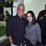 Maurício Nóbrega e Paola Ribeiro