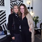Patrícia Marinho e Andréa Menezes
