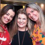 Paloma Hasse, Anna Ramalho e Marcia Verissimo