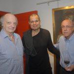 Patrick Meyer, Guilherme Gutman e Evandro Carneiro