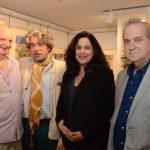 Patrick Meyer, Júlio Bandeira, Paula Fiuza e Leonel Kaz