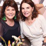 Paula Neder e Patricia Mayer