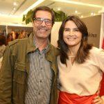 Paulo Renato Paquet e Fernanda Chies