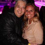 Paulo Zingyer e Ana Paula Sang