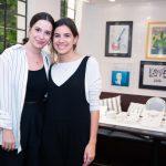 Rafaela Prado e Daniela Figueiredo