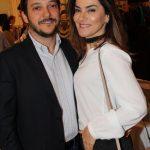 Ricardo Duarte e Lissandra Pasinato