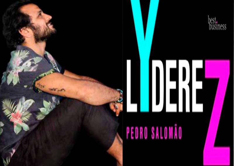 "Pedro Salomão lança livro ""Lyderez"" na Travessa"